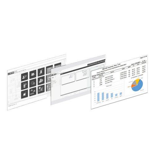 Softver  COSEC CENTRA